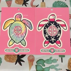 Bundle 2 Simply southern turtle stickers